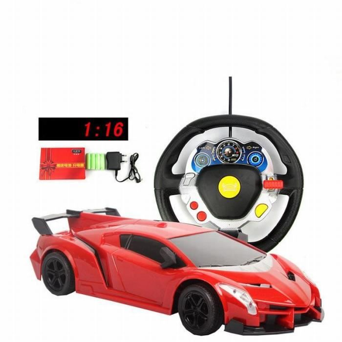 voiture radiocommandee jouet garcon telecommande cars 1 16 drift vitesse radio t l commande rc. Black Bedroom Furniture Sets. Home Design Ideas