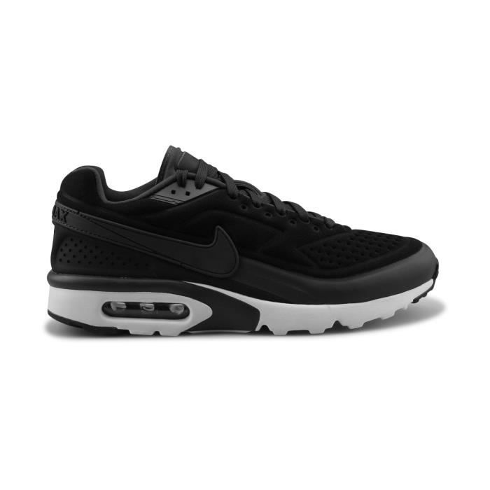 new product 3b420 0f92d BASKET Nike Air Max Bw Ultra Se Noir NoirBlanc