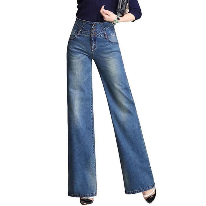 pantalon femme bootcut