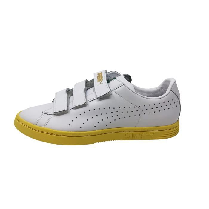on sale 54704 8a66d Puma Court Star Velcro 357723 07 Mens Trainers