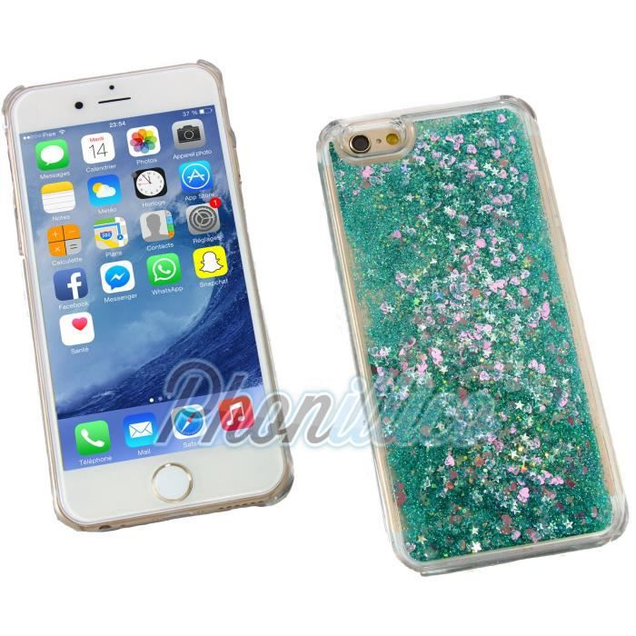 coque paillettes iphone 5