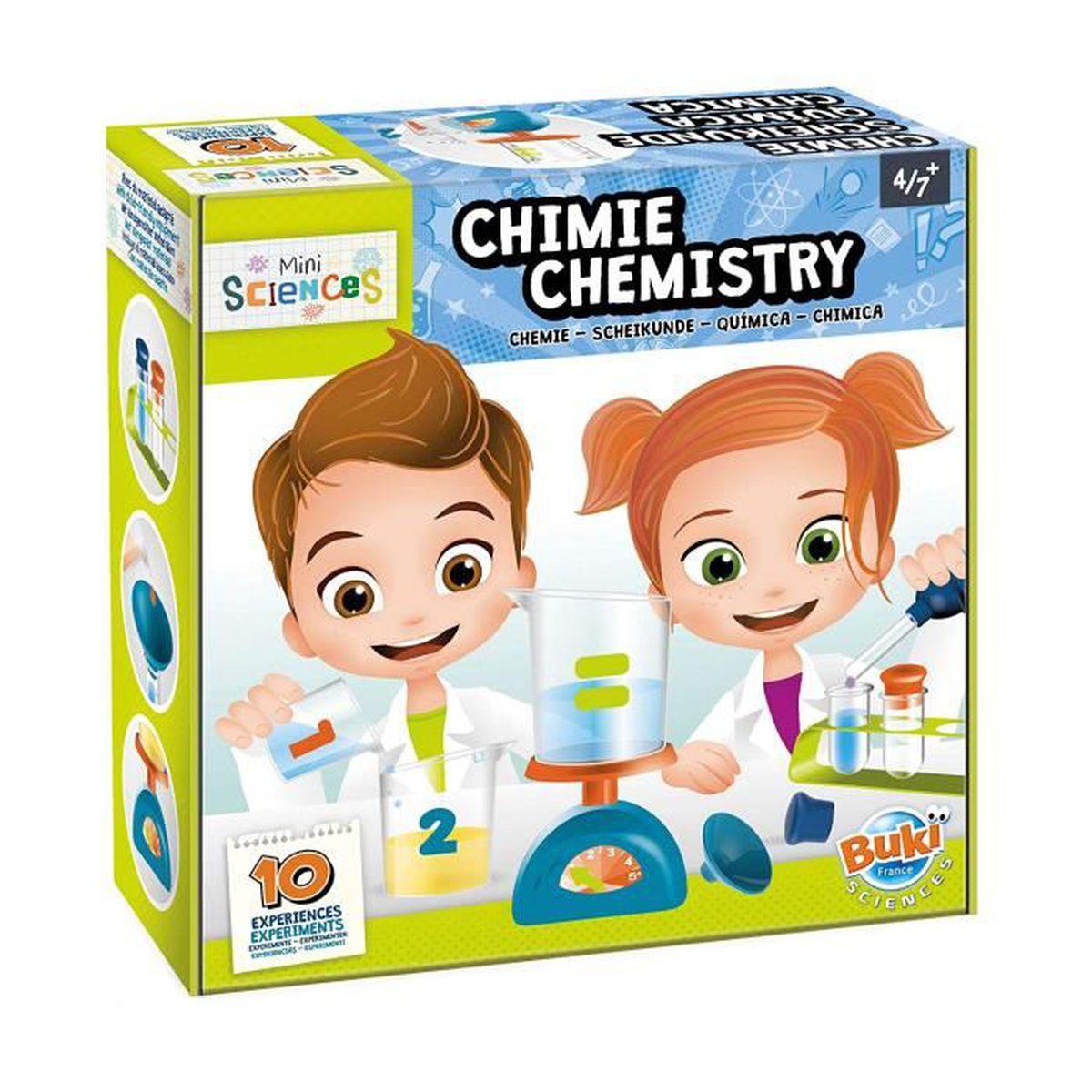 La Science 4you mini Soap Factory Kit de 8 ** NEUF ** 2 expériences à faire ans