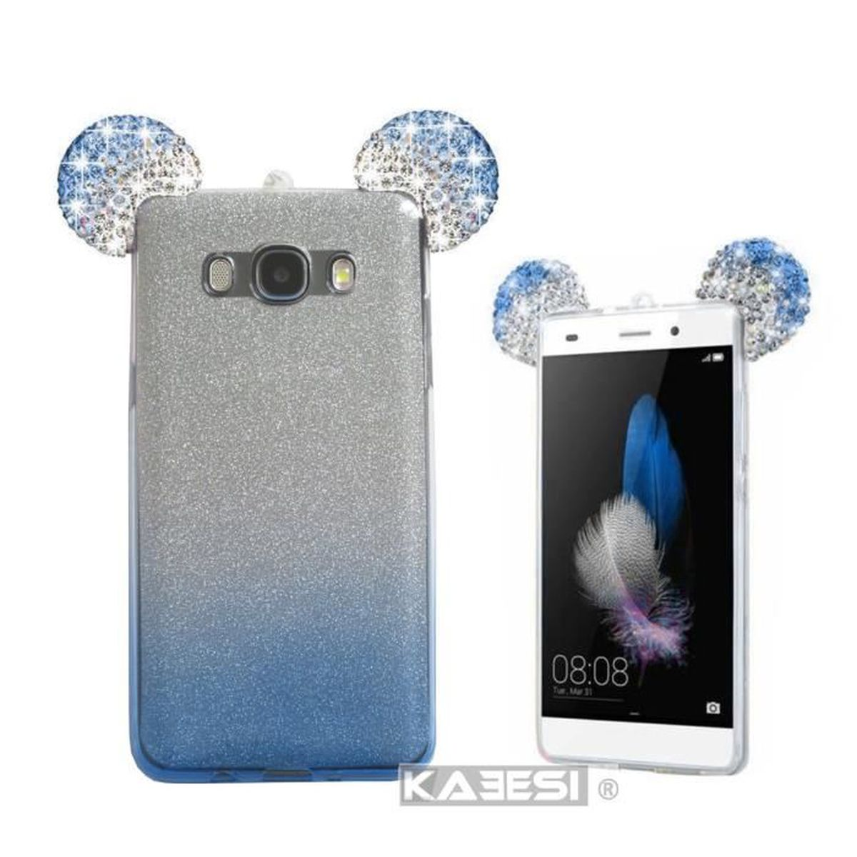 coque oreille mickey iphone x