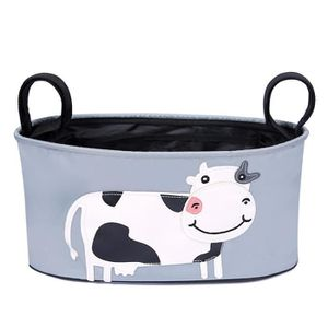 FILET POUSSETTE (New cows)Sac chariot bébé poussette rangement sac
