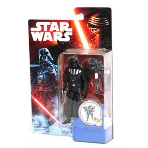 figurine star wars dark vador achat vente jeux et jouets pas chers. Black Bedroom Furniture Sets. Home Design Ideas