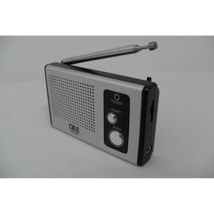 RADIO CD CASSETTE LaPetiteCaverne - Petite Radio de Poche - Style Re