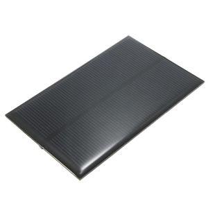 KIT PHOTOVOLTAIQUE 5V Panneau Solaire Portable Poly Eclairage Batteri
