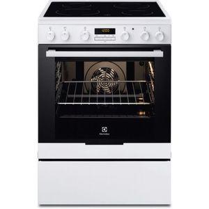 CUISINIÈRE - PIANO Cuisinière ELECTROLUX - EKC 6670 AOW • Cuisinière