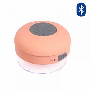 ENCEINTE NOMADE Haut-parleur étanche IPX4, compatible Bluetooth® 3