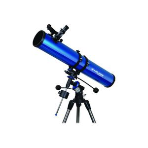 TÉLESCOPE OPTIQUE Meade Polaris German Equatorial Téléscope 114 mm f