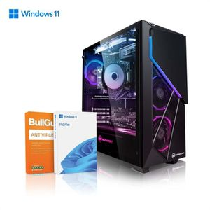 UNITÉ CENTRALE  Megaport PC Gamer Quest Intel Core i7-9700 8x 3,00