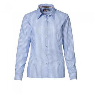 Famme Puissance Sans Couture Top Blanc