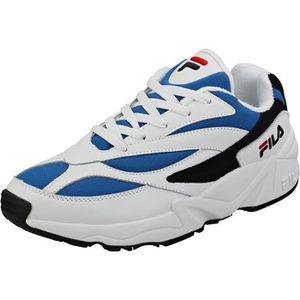 BASKET Fila V94m Low Homme Baskets Mode Blanc Noir Bleu