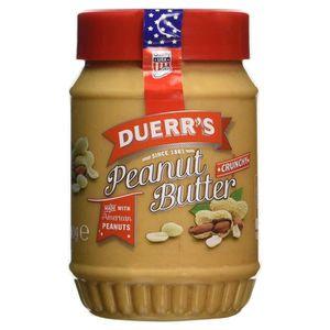 BEURRE DE CACAHUÈTE DUERR'S Crunchy Beurre de Cacahuètes 340g