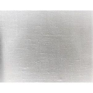 VOILAGE Voilage Elégance - 135 x 240 cm - Blanc
