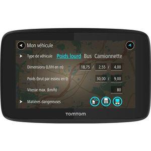 """GPS AUTO TOMTOM GPS GO Professional 6250 - Écran 6"""" Pouce -"""