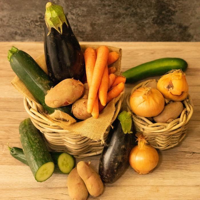 Panier de légumes BIO -2.8kg- France