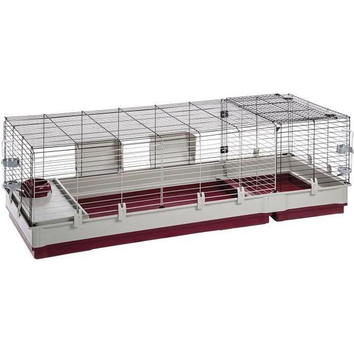 Ferplast Cage pour lapins Krolik 160 162 x 60 x 50 cm 57072670