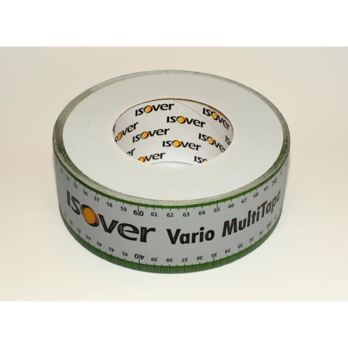 Adhésif Vario Multitape - ISOVER - 0.06 x 35m