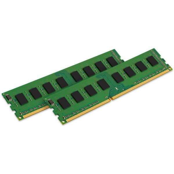 KINGSTON Module de mémoire 8Go 2133MHz DDR4 Non-ECC CL15 DIMM (Kit of 2) 1Rx8