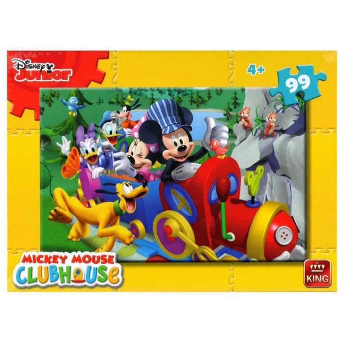 Puzzle Mickey Mouse Disney