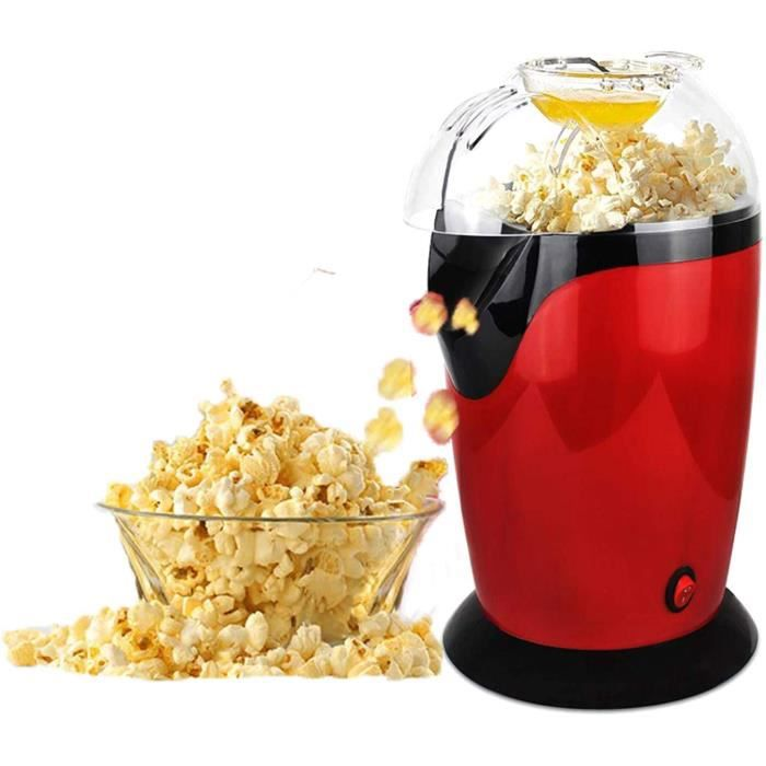 machine à pop-corn à air chaud électrique hot maker oil home mini popcorn tool electric eu