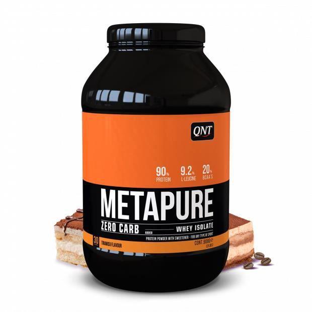 Metapure Whey Protein Isolate Tiramisu 908 g
