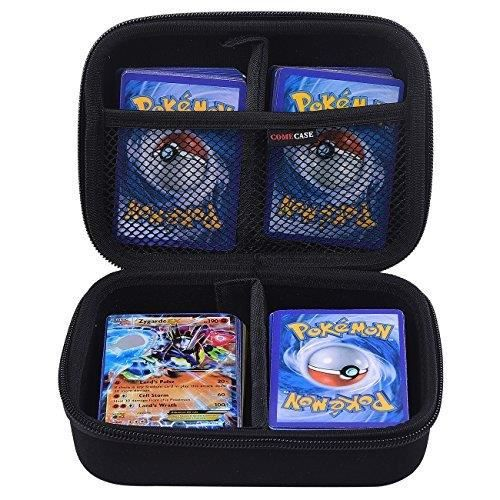 Support à décorer Hard Case For Pokemon Trading Cards. Fits Up To 36