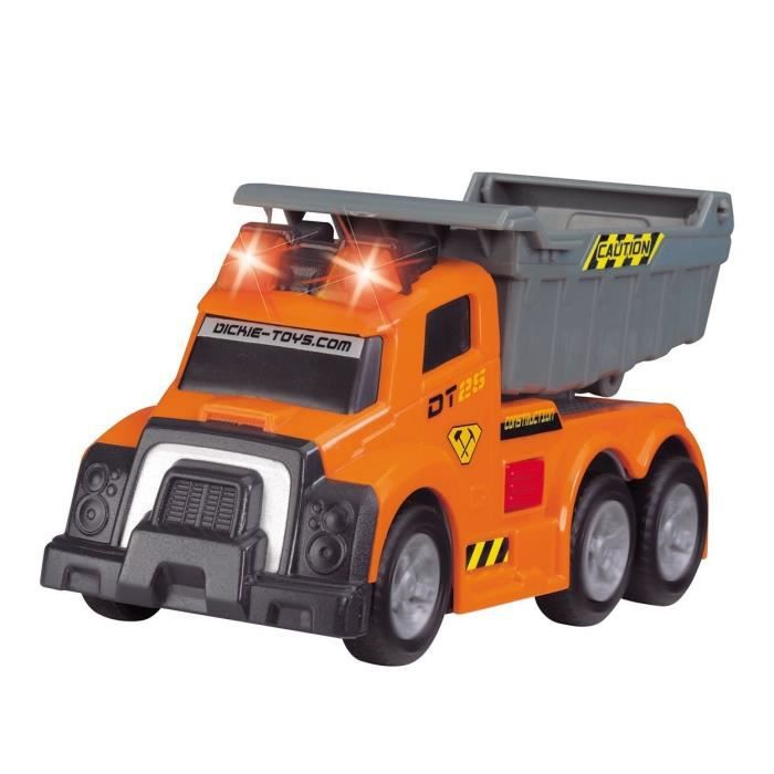 VOITURE - CAMION DICKIE Dump Truck