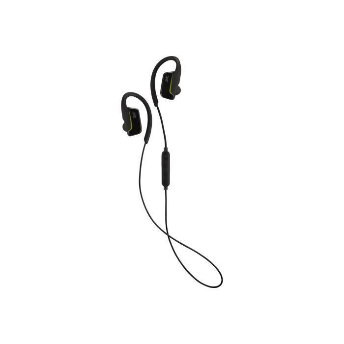 CASQUE - ÉCOUTEURS JVC HA-EC30BT Écouteurs avec micro intra-auriculai