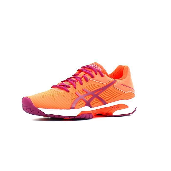 Chaussures de tennis Asics Gel Solution speed 3 Femme
