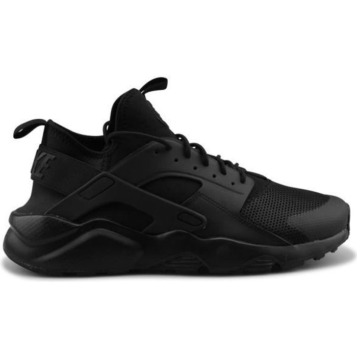 BASKET Nike Air Huarache Run Ultra Noir