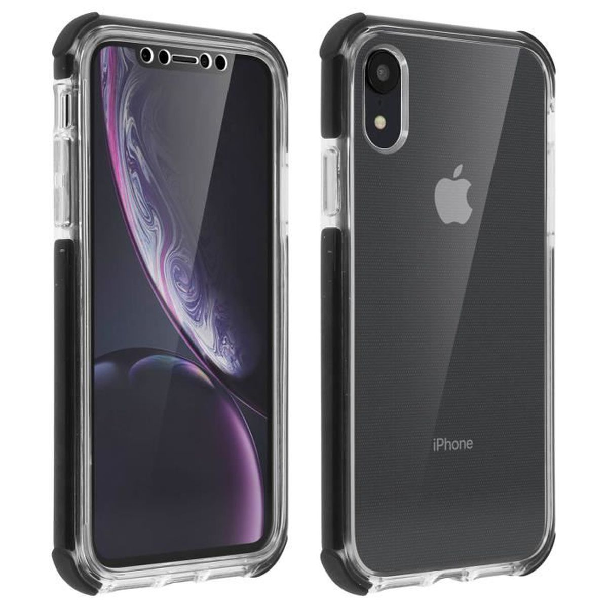 apple coque silicone iphone xr