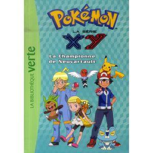 Livre 9 -12 ANS Pokémon : la série XY Tome 14