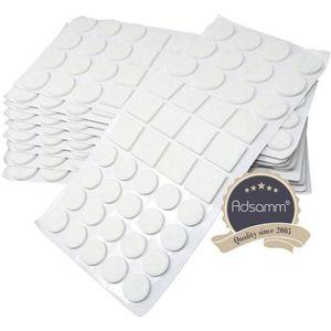 PATIN - EMBOUT Adsamm® | 440 x patins en feutre | blanc | différe