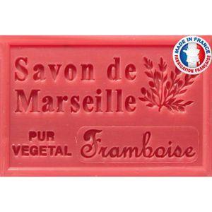 SAVON - SYNDETS Savon de Marseille - Framboise