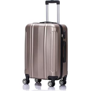 VALISE - BAGAGE LYS - Valise Cabine avec côte poignet ultra légère