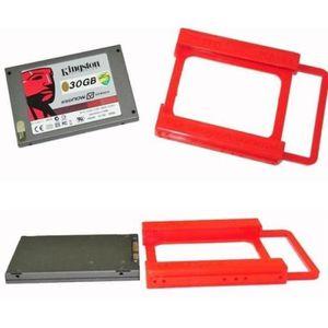 ADAPTATEUR CARTE SD 2.5 '' à 3,5 '' SSD HDD portable Disque dur de mon