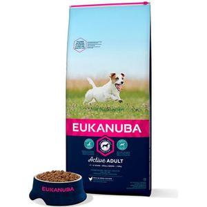 CROQUETTES EUKANUBA Croquettes pour chien de petite race - 10