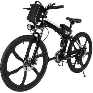 VÉLO ASSISTANCE ÉLEC Vélo électrique VTT Homme adulte - Vélo de montagn