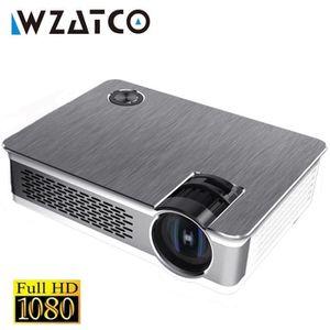Vidéoprojecteur  Full HD LED Projecteur 3800 Lumens Home Cinéma Po
