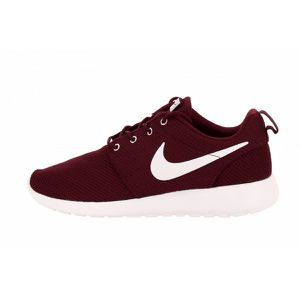 basket nike roshe run bordeaux