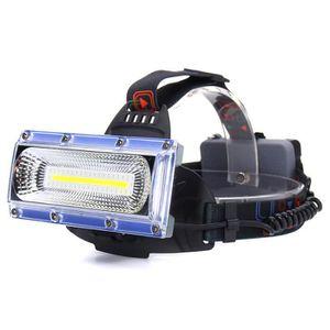 LAMPE FRONTALE MULTISPORT TEMPSA 30W 3000LM Lampe Frontale Phare COB LED USB