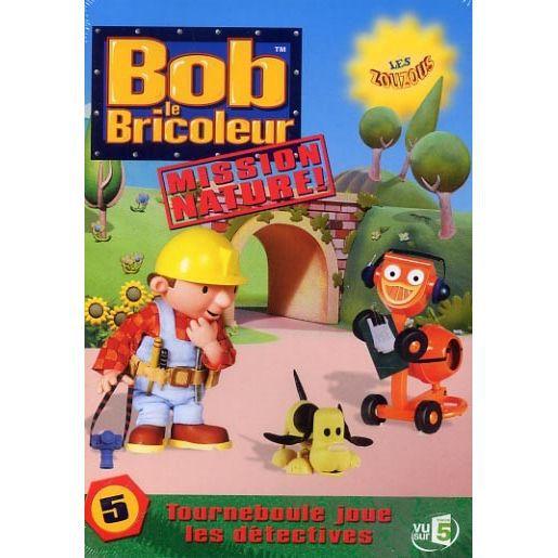 Dvd Bob Le Bricoleur Mission Nature Vol 5 T En Dvd Dessin