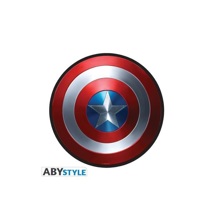 Tapis de souris Marvel - Captain America - ABYstyle