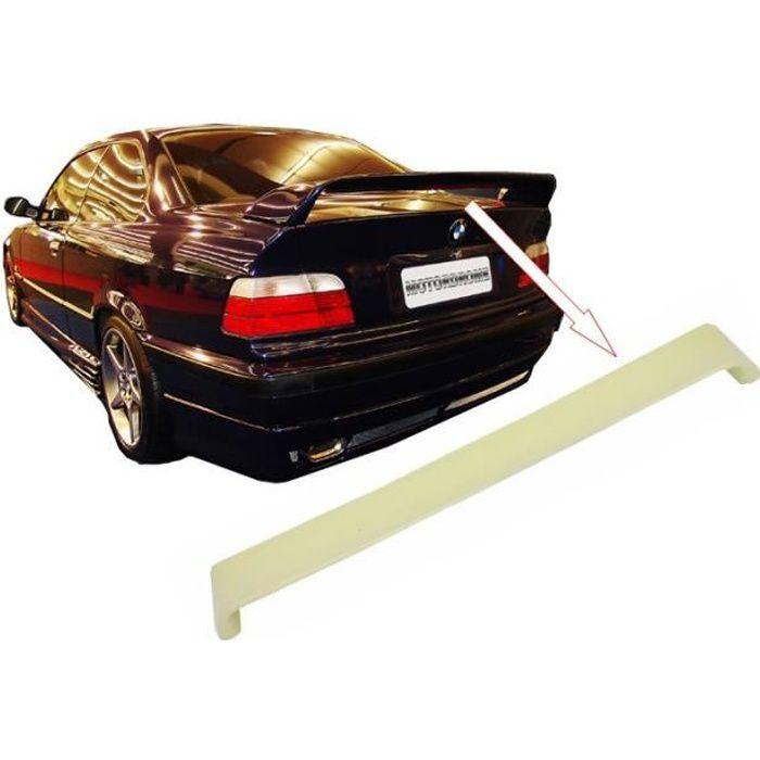 Tronc Spoiler Aileron Lèvre pour BMW E36 1990-1998 Coupe Berline M3 Design OEM plastique LTW