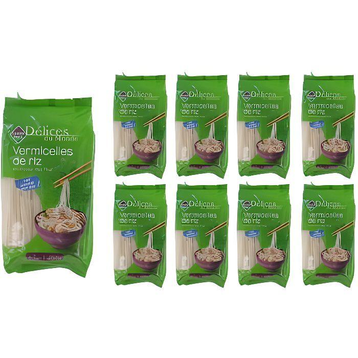 [Lot de 9] Vermicelle de riz - 400g par paquet