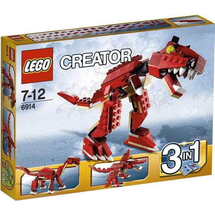Lego Creator - Le T-Rex