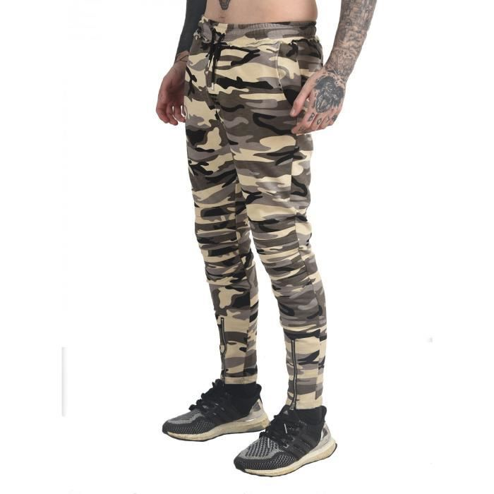 Bas de jogging camouflage Homme Project X Paris 88174455