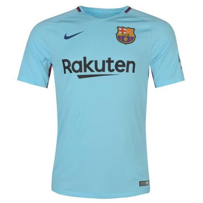 Nouveau Maillot Adulte Nike Away Saison 2017-2018 FC Barcelone